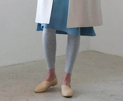 [EEPT64P107] Spring Leggings Rayon
