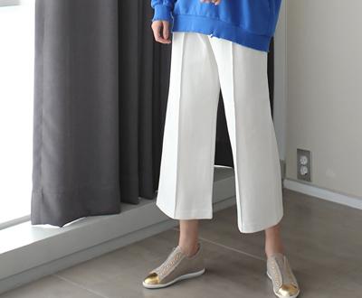 [MPT89P151] drugs buntto pin tuck Pants