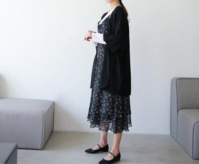 [JCD02OJN_N] Do shawl cardigan cache line
