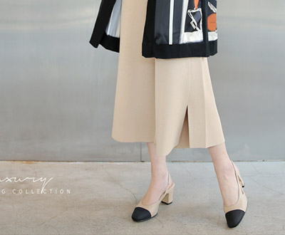 [MPT99D357] Pucci pants knitted through teuim