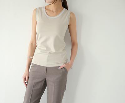 [KKN90MR] Blumarine Sleeveless Knit