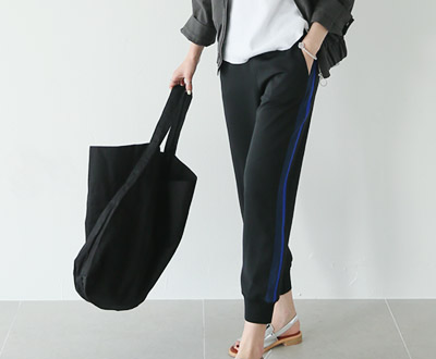[OTO234P235] large Casual Eco Bag